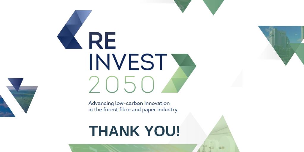 REINVEST 2050 in the European Parliament, Strasbourg