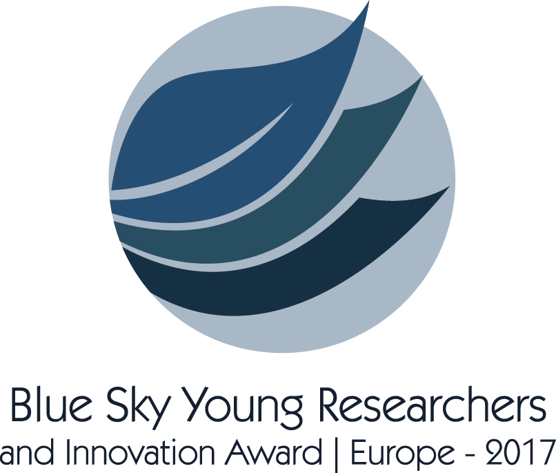 "The sky's the limit for the first European ""Blue Sky Young Researchers"" award"