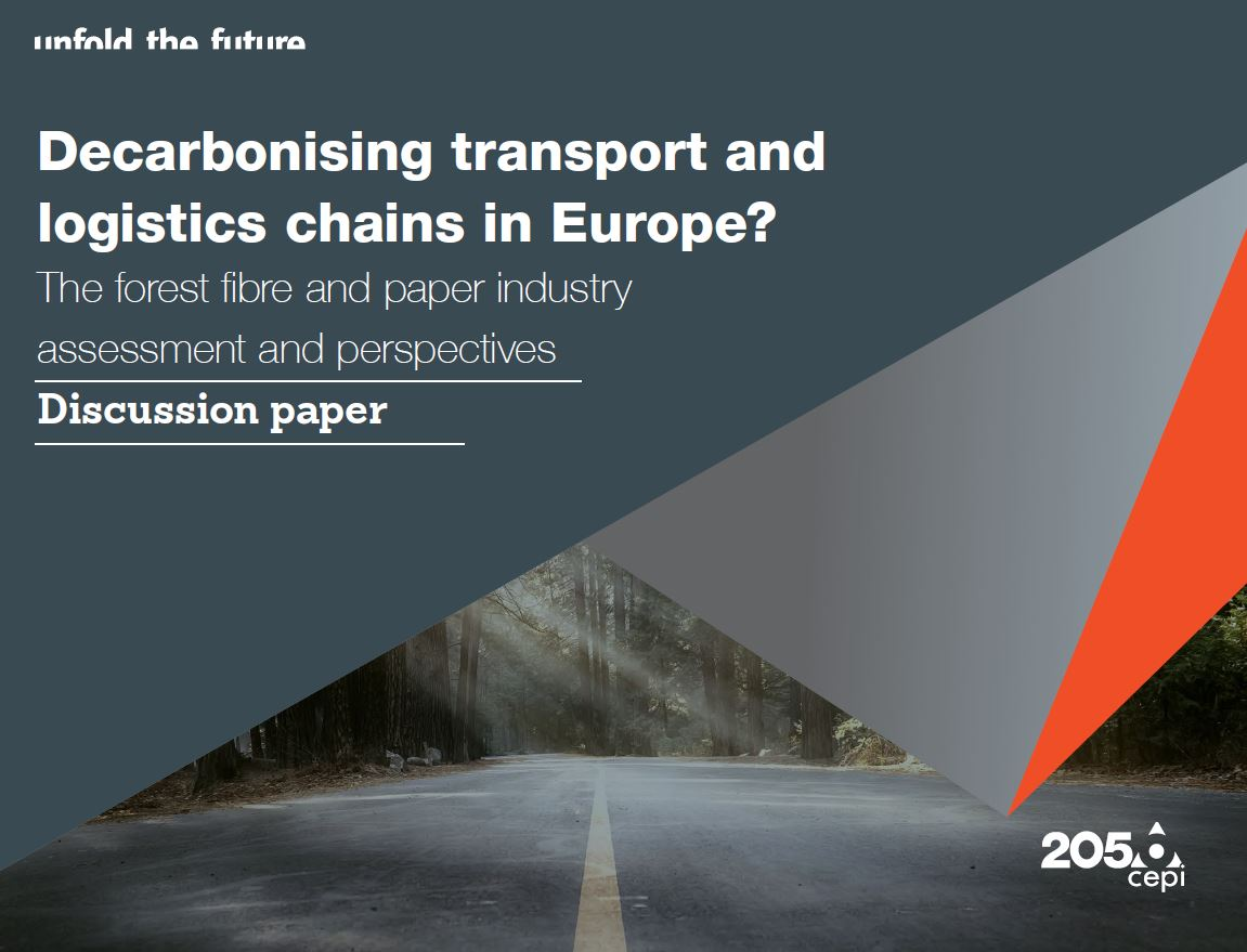 Decarbonising transport and logistics chains in Europe? Discussion paper