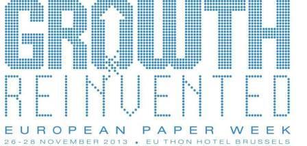 European Paper Week – Reinventing Growth
