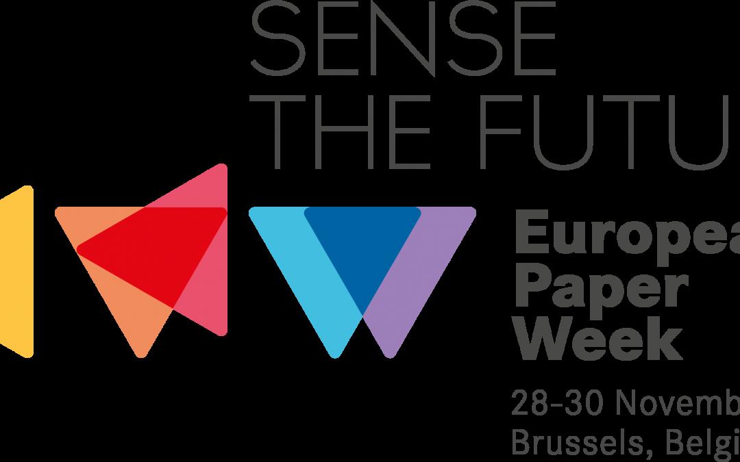 'Sense the Future' at European Paper Week 2017. Registrations now open