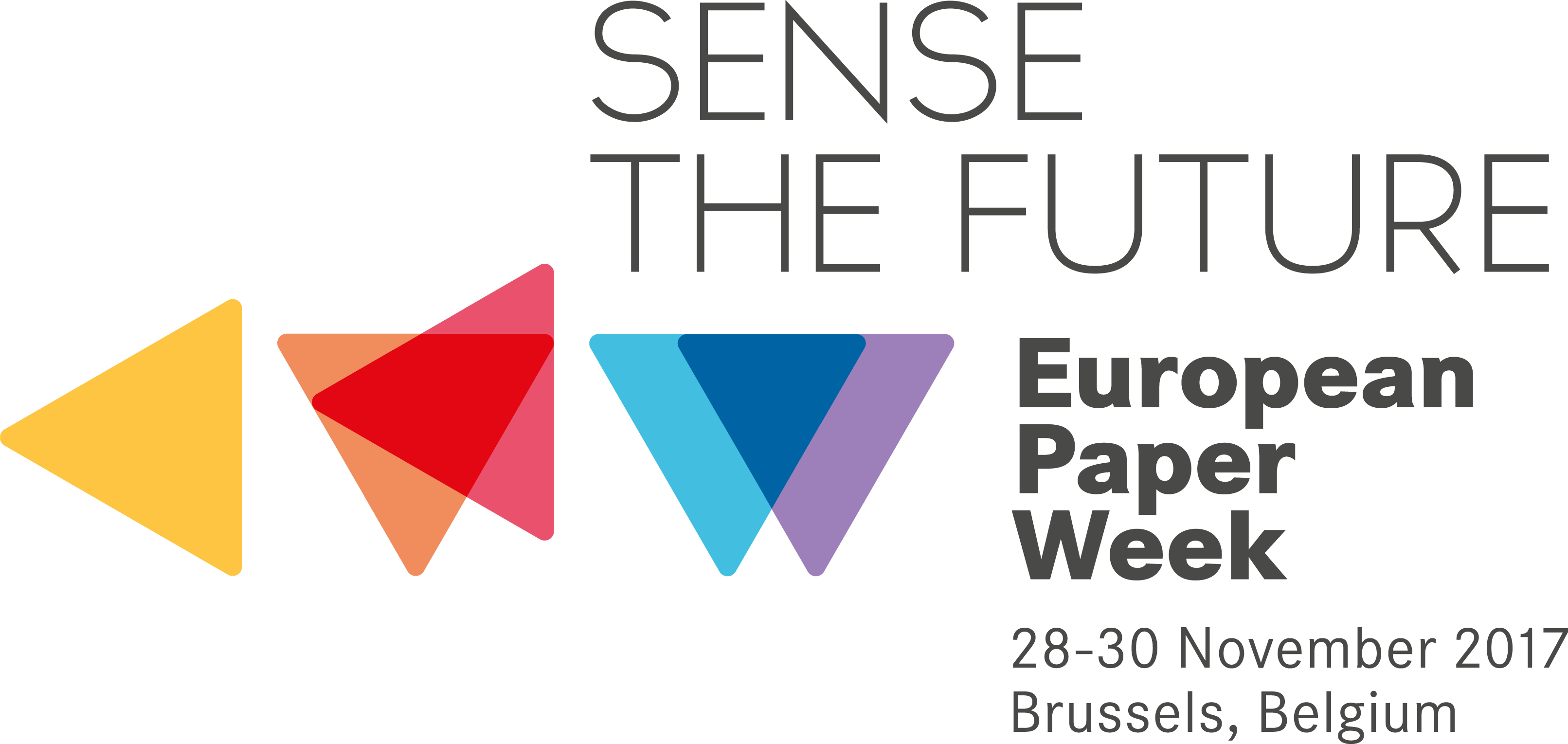 'Sense the Future' at European Paper Week 2017. Registrations now open