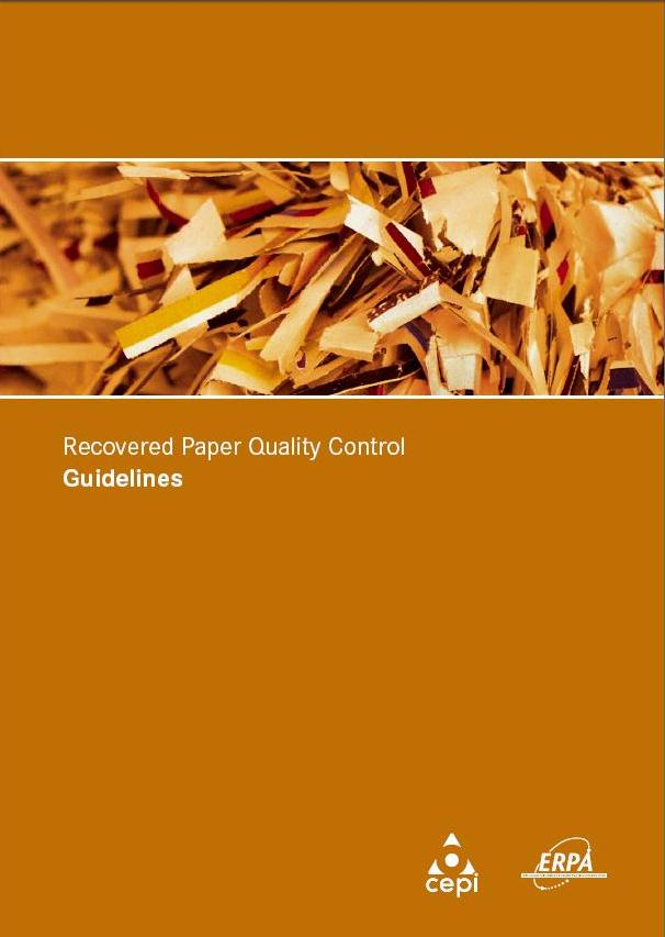 Recovered Paper Quality Control Guidelines