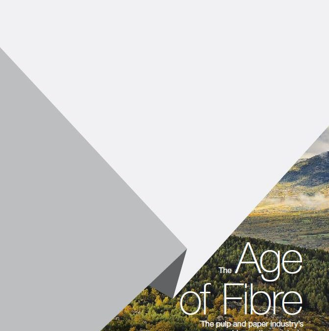 The Age of Fibre – The pulp and paper industry's most innovative products