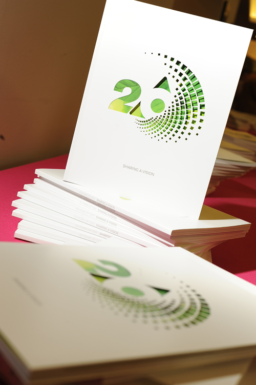 Print to impress – a case study: CEPI's 20th anniversary booklet