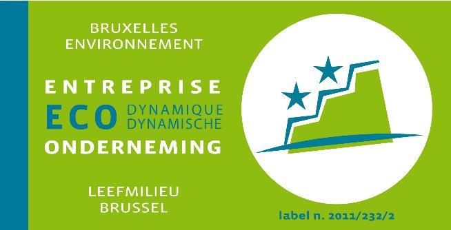 CEPI receives two-star 'Ecodynamic company' label