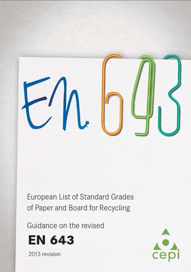 The new EN643 guidance