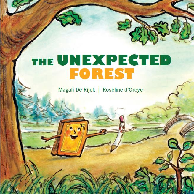 Forest-based sector launches children book during European Forest Week