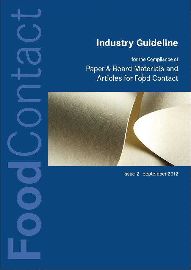 Industry Guideline for the compliance of Paper and Board Materials and Articles for Food Contact(DE)