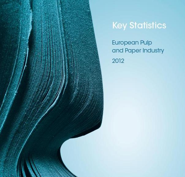 2012 European Paper Industry Statistics – European paper and board production and consumption decrease due to economic slowdown