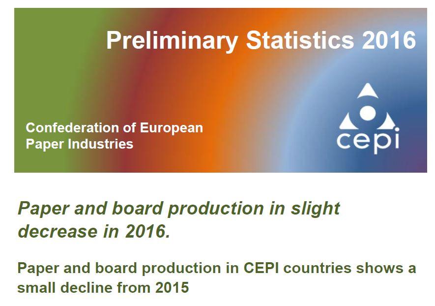 Preliminary Statistics 2016