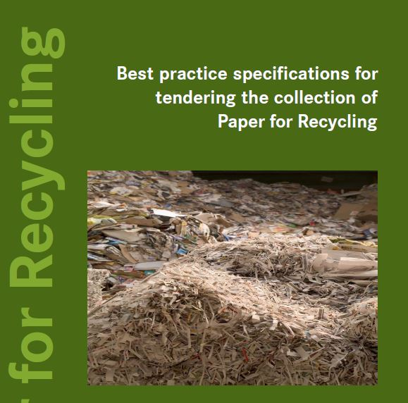 Best practice specifications for tendering the collection of Paper for Recycling