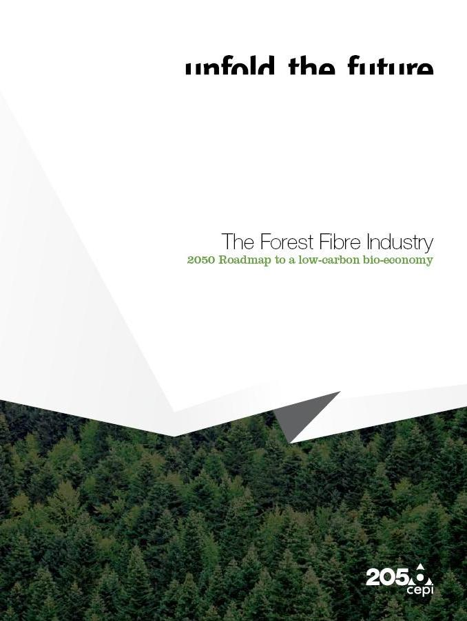 Unfold the Future: the forest fibre industry nominated Report of the Year