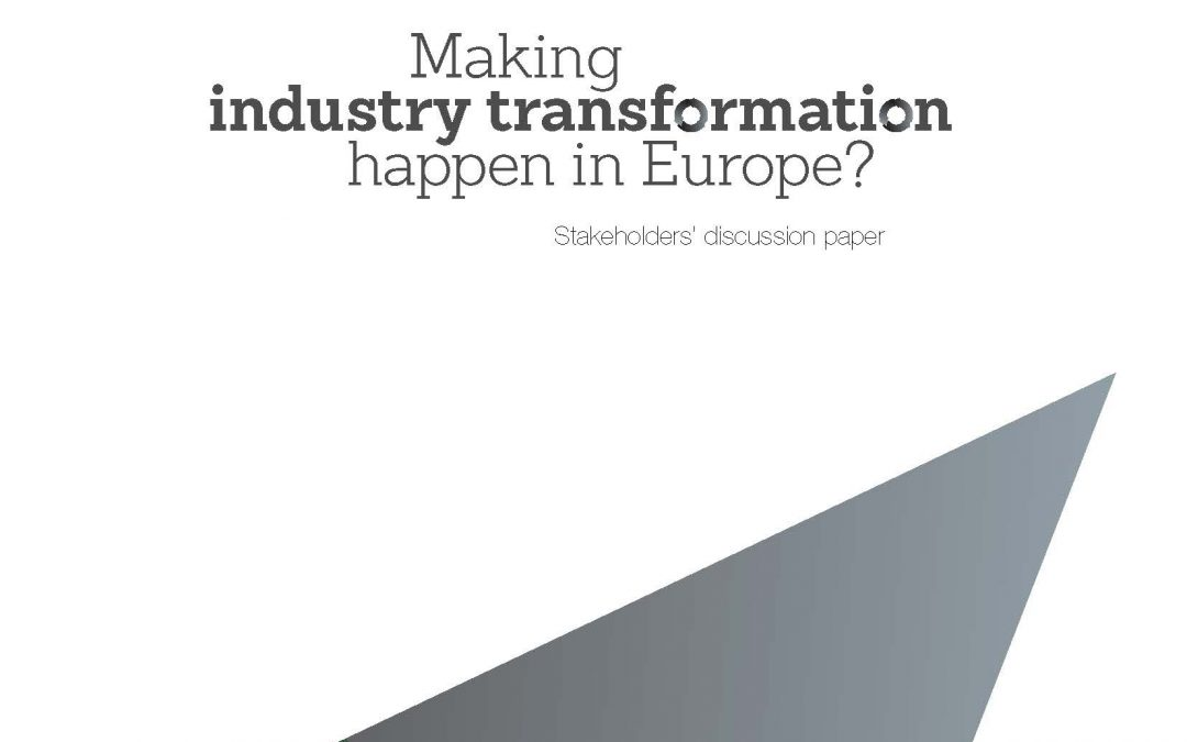 European paper industry unveils major investment agenda to drive towards its 2050 vision
