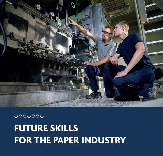 Future skills for the paper industry