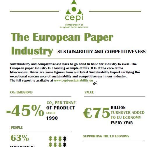 Sustainability summary (infographic)