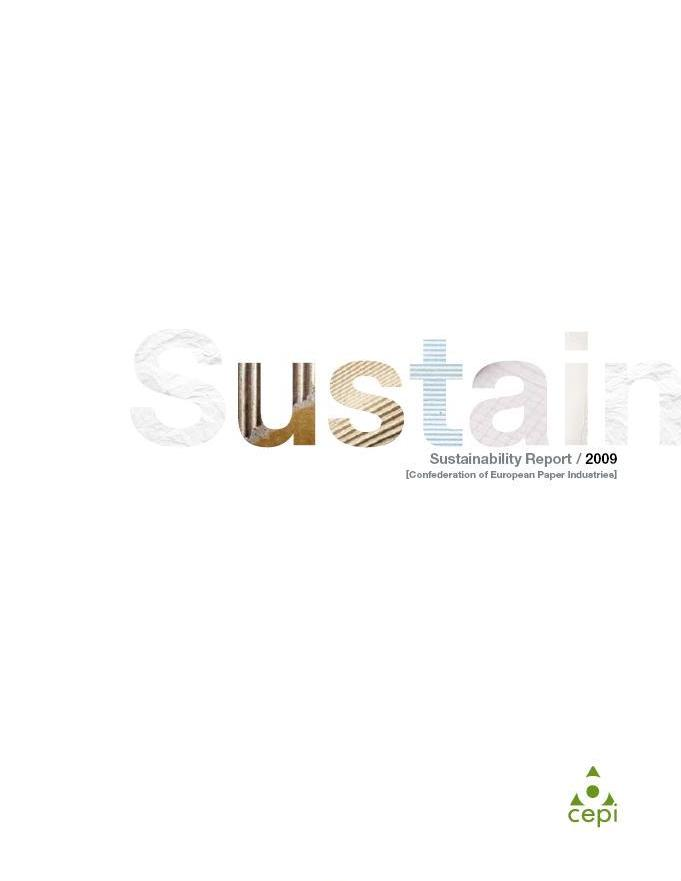 CEPI Sustainability Report 2009