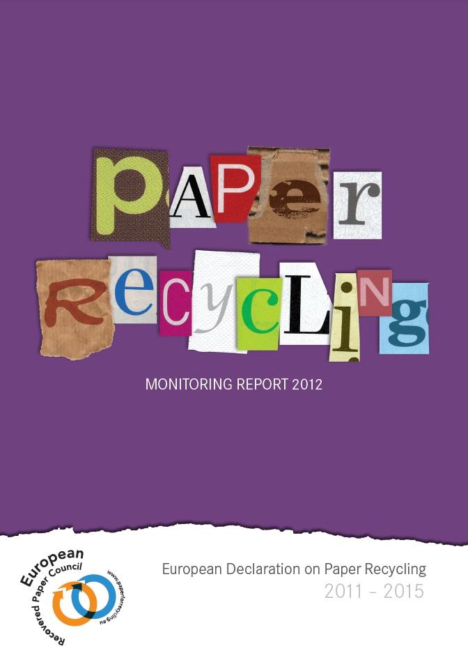 ERPC Monitoring report 2012