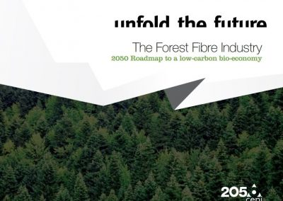The Forest Fibre Industry: 2050 Roadmap to a low-carbon bio-economy