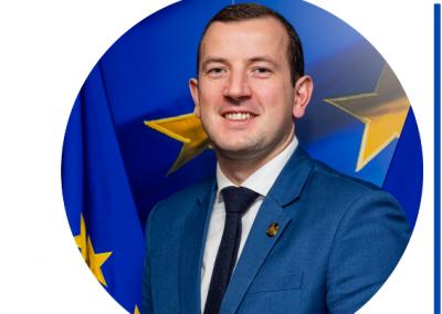 4evergreen launch event – Virginijus Sinkevičius, EU Commissioner for Environment