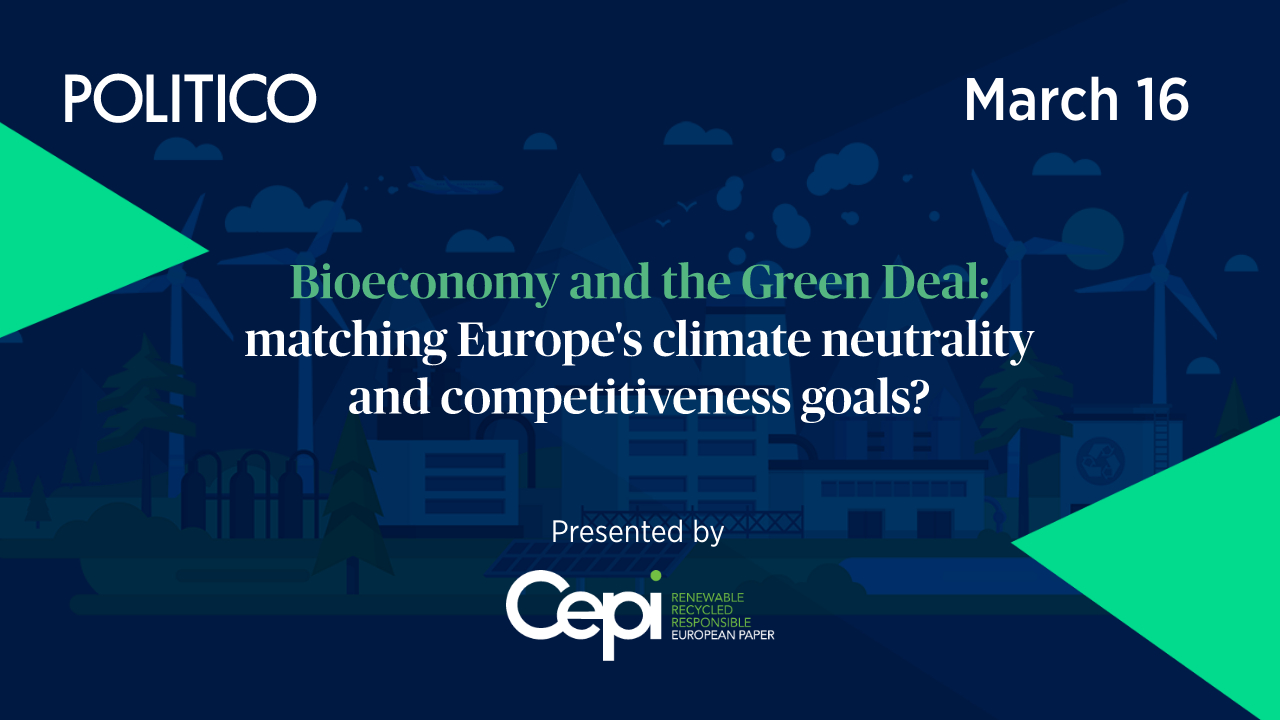 Bioeconomy and the Green Deal: matching Europe's climate neutrality and competitiveness goals?