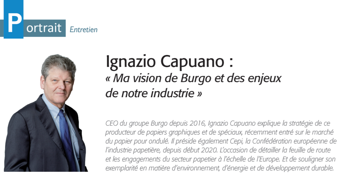 Interview to Ignazio Capuano, La Papeterie Magazine
