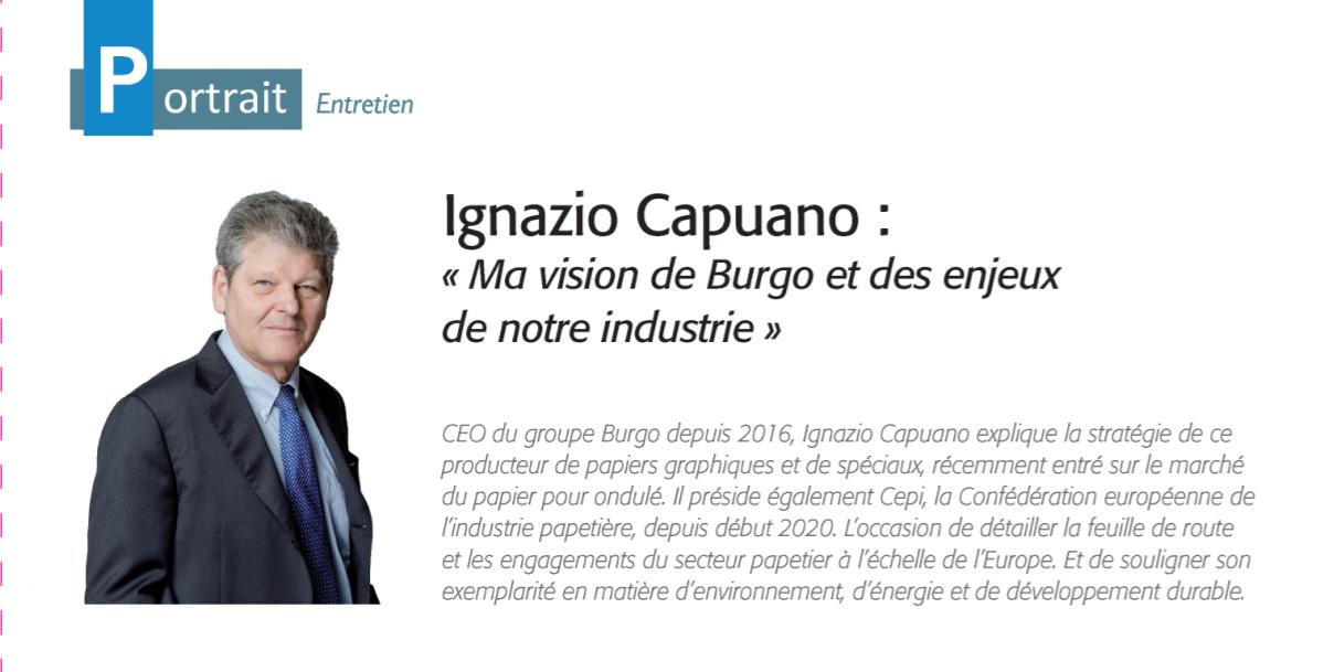 Interview to Ignazio Capuano, La Papeterie Magazine