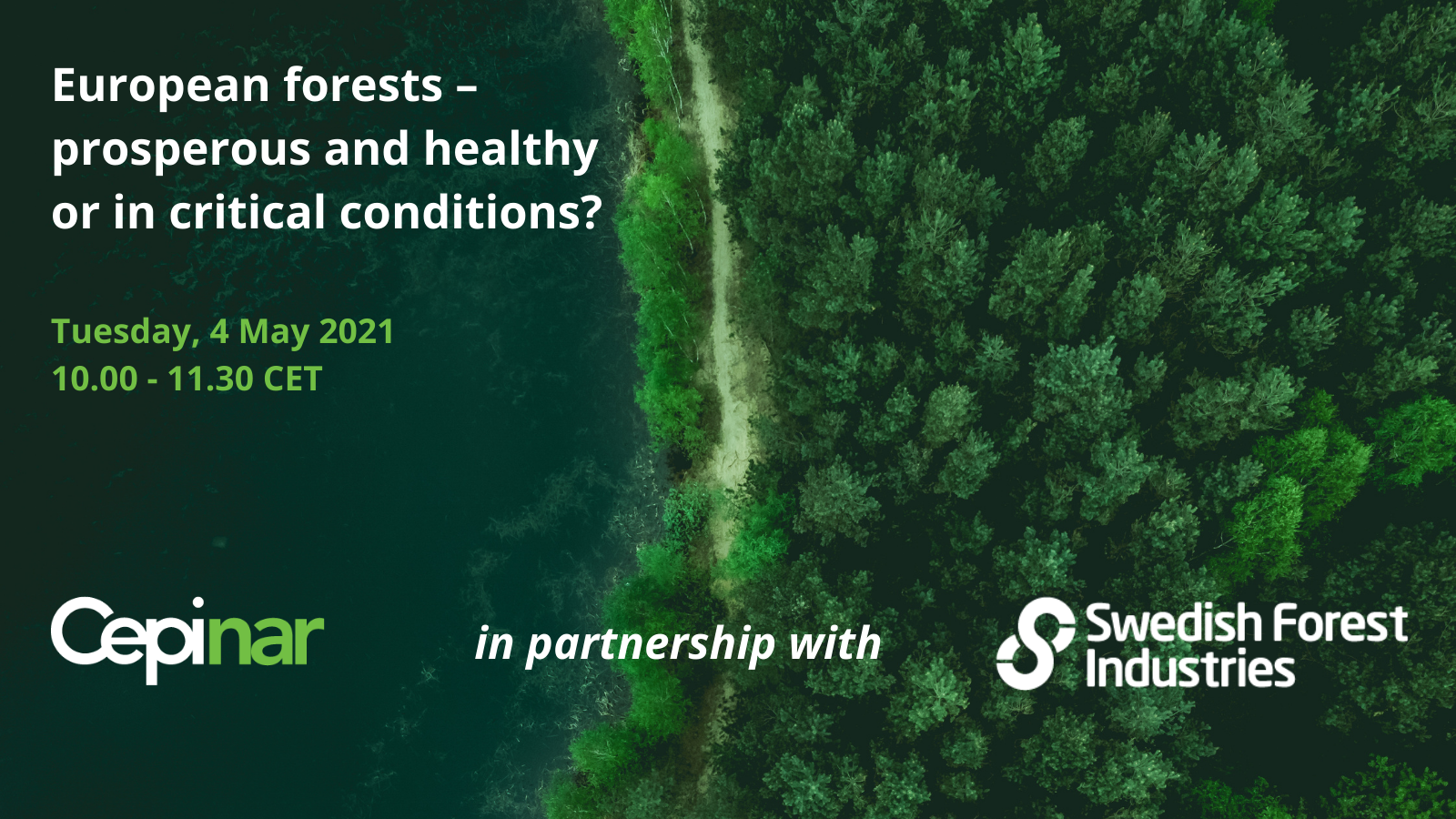 EVENT: European forests – prosperous and healthy or in critical conditions?