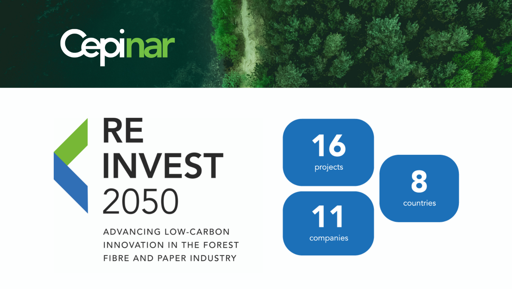 REINVEST 2050: How does the paper industry advance innovative low-carbon investments in Europe?