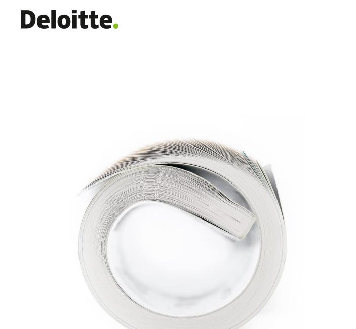 Deloitte Reports 2021